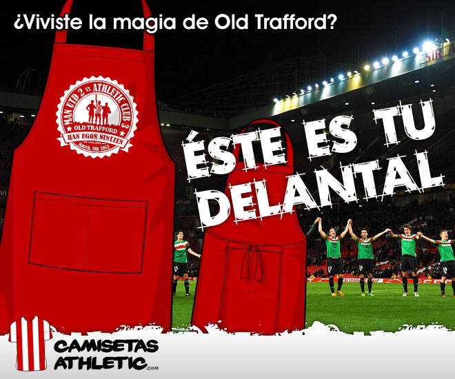 Camiseta Old Trafford